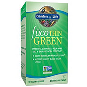 Garden of Life FucoThin Green Vegan Capsules