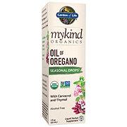 Garden of Life My Kind Organics Oil Of Oregano Drops
