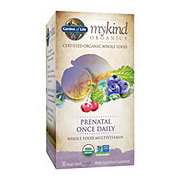 Garden of Life Mykind Organic Prenatal Once Daily Vitamin