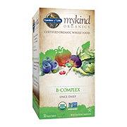 Garden of Life mykind Organics B-Complex Tablets