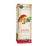 Garden of Life Mykind Organics Liquid Plant Sourced Iron + Herbs