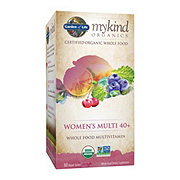 Garden of Life Mykind Organics Multi Vitamin Womens 40 Plus