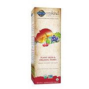 Garden of Life mykind Organics Plant Iron & Organic Herbs Liquid