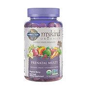 Garden Of Life Mykind Organics Prenatal Multi Gummies Berry Shop Multivitamin At Heb
