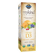 Garden of Life mykind Organics Vegan D3 Spray
