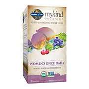Garden of Life Mykind Organics Women Once Daily Multivitamin