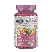 Garden of Life mykind Organics Women's 40+ Multivitamin Gummies
