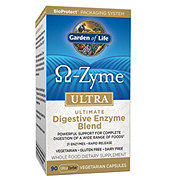 Garden of Life Omega-Zyme Ultra Ultimate Digestive Enzyme Blend Vegetarian Capsules