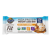 Garden of Life Organic Fit Bar Sea Salt Caramel