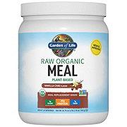 Garden of Life Organic Meal Vanilla Chai