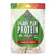Garden of Life Organic Plant Protein Powder Marley Coffee