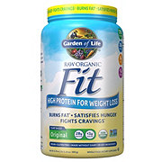 Garden Of Life Organic Raw Fit Original Double Size