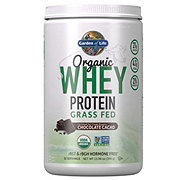Garden of Life Organic Whey Chocolate