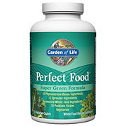 Garden of Life Perfect Food Super Green Formula Caplets