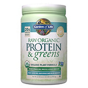 Garden of Life Proteins & Greens L Sweetened
