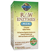 Garden of Life Raw Enzymes Men Vegetarian Capsules
