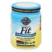 Garden of Life Raw Fit High Protein Powder, Chocolate