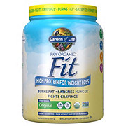 Garden of Life Raw Fit Organic High Protein Powder