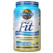 Garden of Life Raw Organic Fit Vanilla Protein Powder