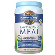 Garden of Life Raw Organic Meal Vanilla Shake & Meal Replacement Powder