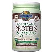 Garden of Life Raw Organic Protein & Greens Chocolate Powder