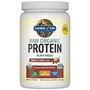 Garden of Life RAW Organic Protein Powder, Vanilla Spiced Chai