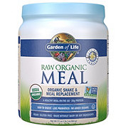 Garden of Life Raw Organic Vanilla Meal Replacement