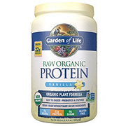 Garden of Life Raw Organic Vanilla Protein Powder