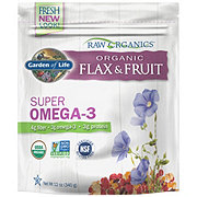 Garden of Life RAW Organics Organic Golden Flaxseed + Organic Antioxidant Fruit