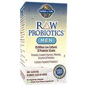 Garden of Life Raw Probiotics Men Vegetarian Capsules