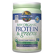 Garden of Life Raw Protein & Greens Vanilla