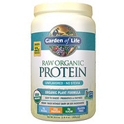 Garden of Life Raw Protein Beyond Organic Protein Formula