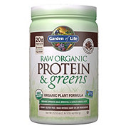Garden of Life Raw Protein & Greens Chocolate Cacao