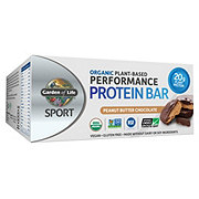 GARDEN OF LIFE Sport Organic Bar Tray Peanut Butter Chocolate