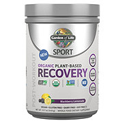 Garden of Life Sport Organic Recovery Blackberry Lemonade