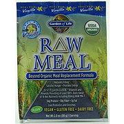 Garden of Life Vanilla Raw Meal Packet