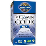 Garden of Life Vitamin Code Men Vegetarian Capsules