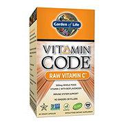 Garden of Life Vitamin Code Raw Vitamin C