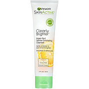 Garnier Argan Nut Gentle Exfoliating Cleanser