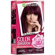 Garnier Color Sensation Hair Color Cream 3.26 Berry Picking Deep Burgundy