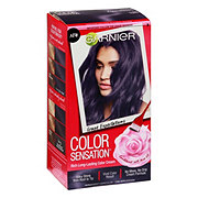 Garnier Color Sensation Hair Color Cream 5.21 Grape Expectations Intense Purple