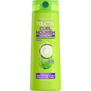 Garnier Fructis Curl Nourish Shampoo Coconut Macadamia