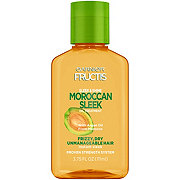 Garnier Fructis Sleek & Shine Moroccan Sleek Oil Treatment for Frizzy Dry Unmanageable Hair