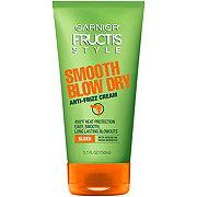 Garnier Fructis Style Smooth Blow Dry Anti-Frizz Cream