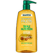 Garnier Fructis Triple Nutrition Fortifying Shampoo for Dry Damaged Hair