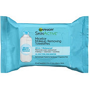 Garnier Micellar Waterproof Makeup Removing Towelettes