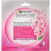 Garnier Moisture Bomb Sheet Mask Glow Boosting