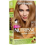 Garnier Nutrisse Nourishing Color Creme HL3  Golden Honey