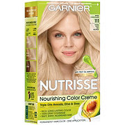 Garnier Nutrisse Nourishing Hair Color Creme 111 Extra-Light Ash Blonde White Chocolate
