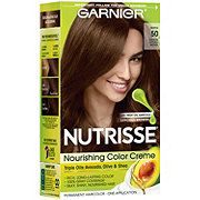 Garnier Nutrisse Nourishing Hair Color Creme 50 Medium Natural Brown Truffle